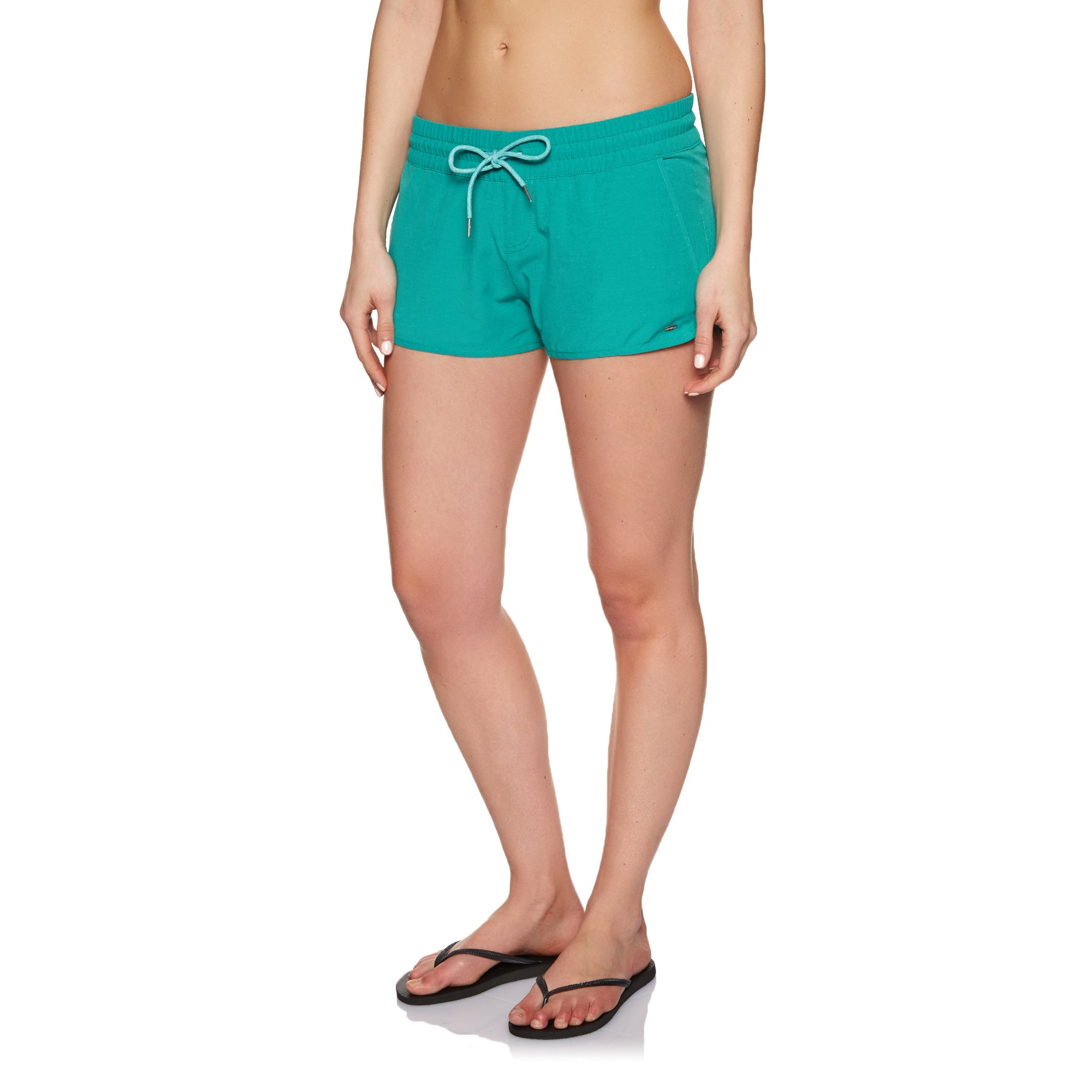 O Neill Essential Womens Boardshorts - 6114 Tropical Green