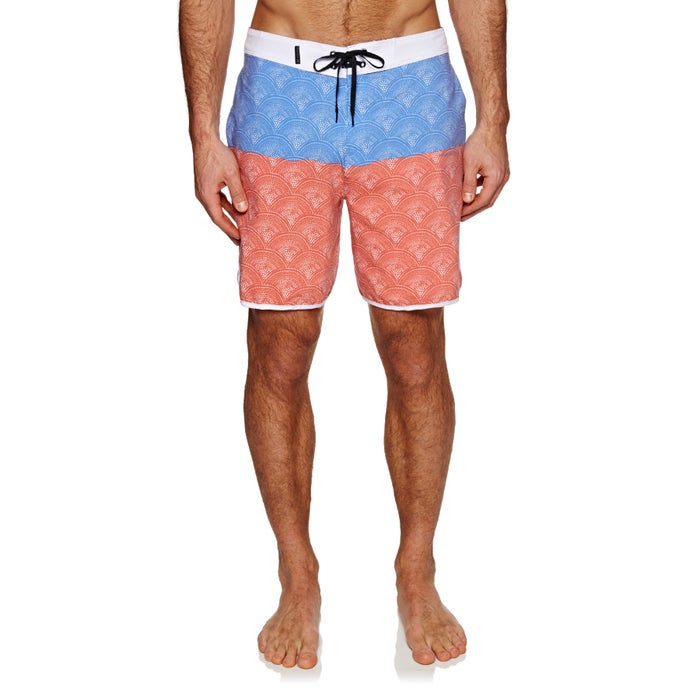 Boardshort Hurley Pescado Beachside