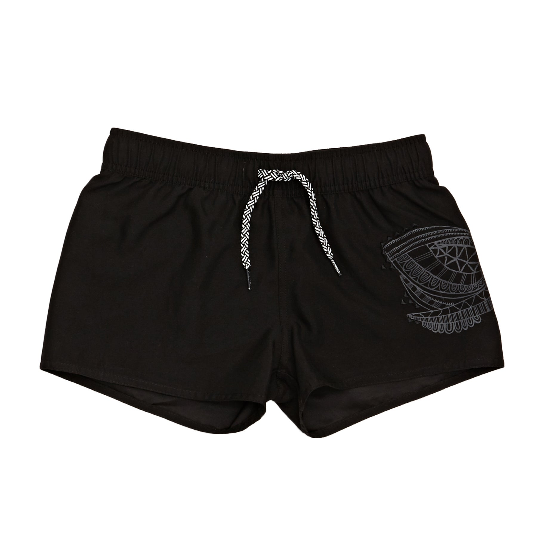 Boardshort Protest Fouke 18 Jr - True Black