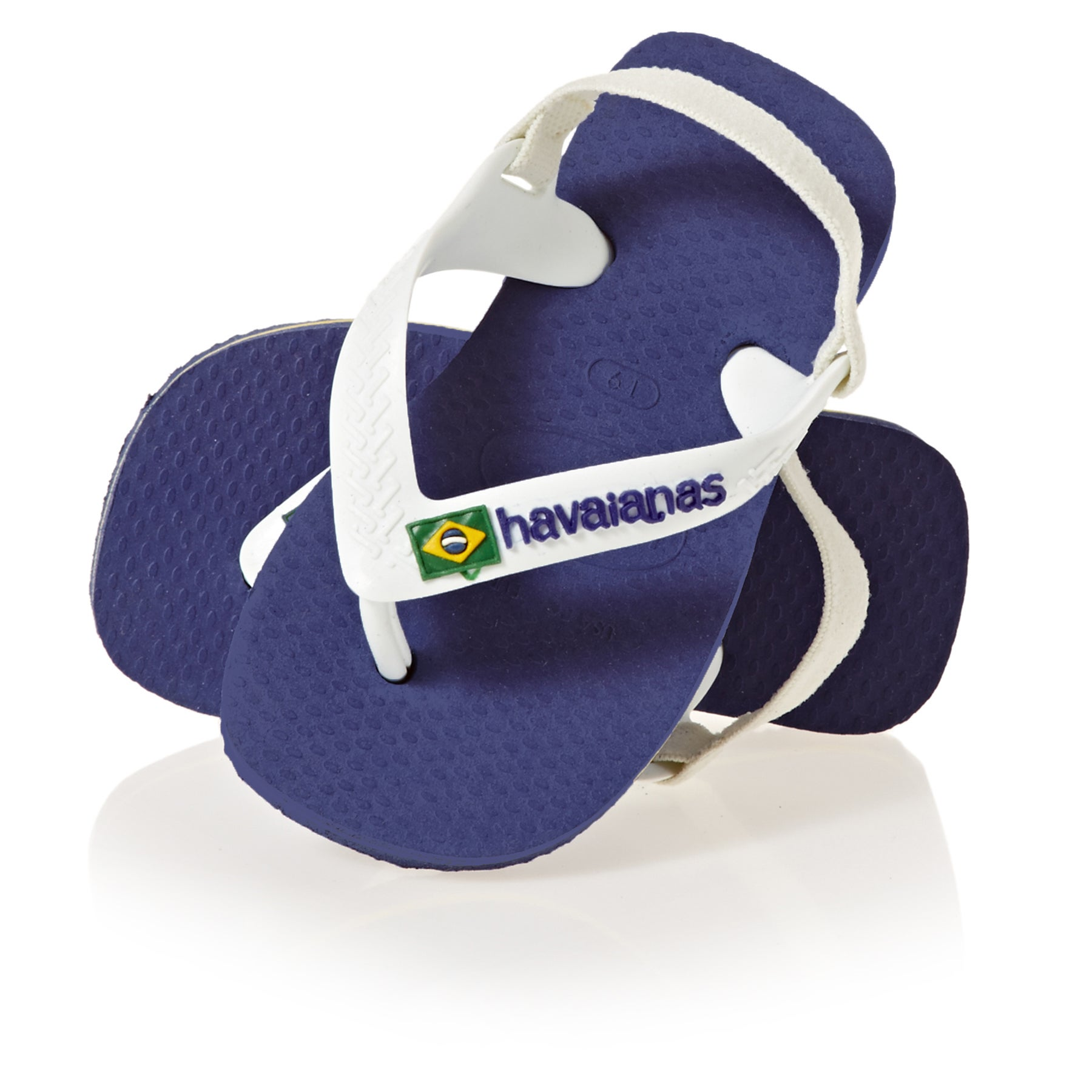 8cc8a86082c4 Havaianas Baby Brasil Logo II Boys Sandals available from Surfdome