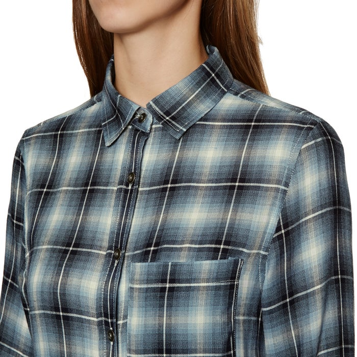 SWELL Maya Check Viscose Womens Shirt