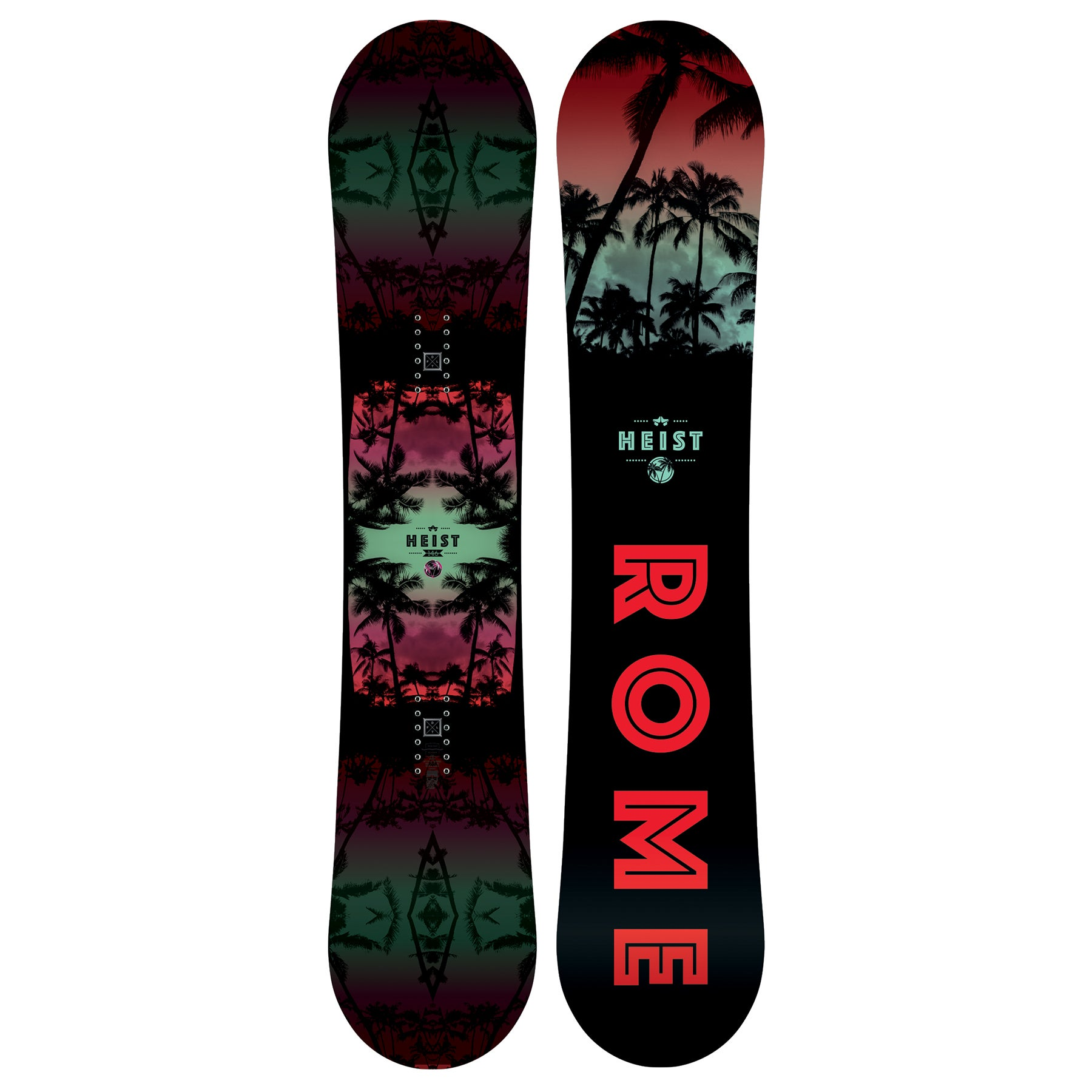 Snowboard Femme Rome Heist 2018 - All Sizes
