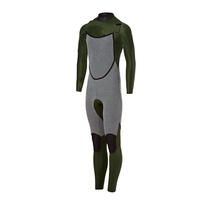Adelio Conor 4-3mm Deluxe Chest Zip Wetsuit
