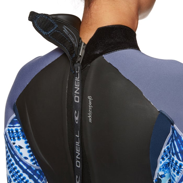 O Neill Womens Epic 3/2mm Back Zip Wetsuit