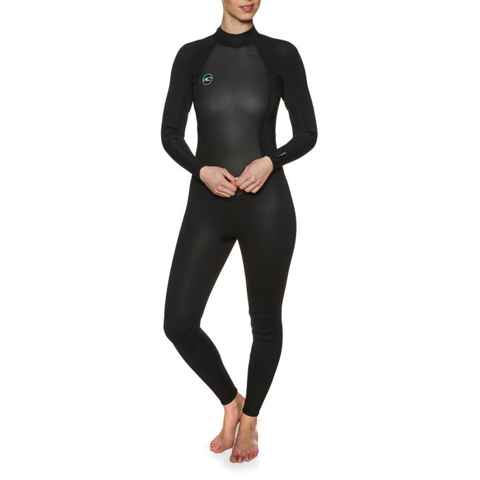 6b2cc40d140d O Neill Reactor II 3/2mm Back Zip Wetsuit available from Surfdome