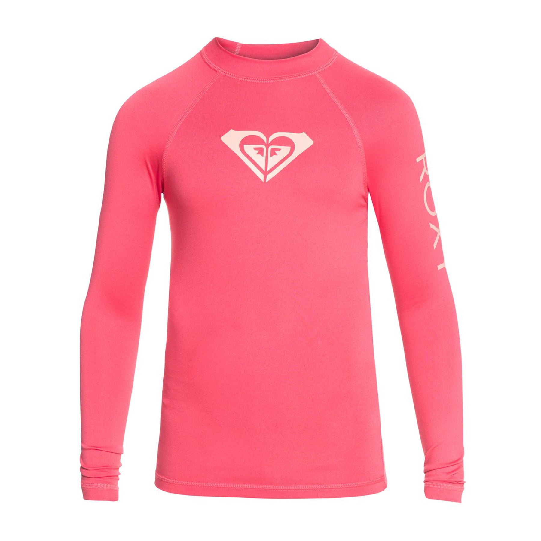 Anti-Irritazioni Roxy Whole Hearted Long Sleeve - Rouge Red