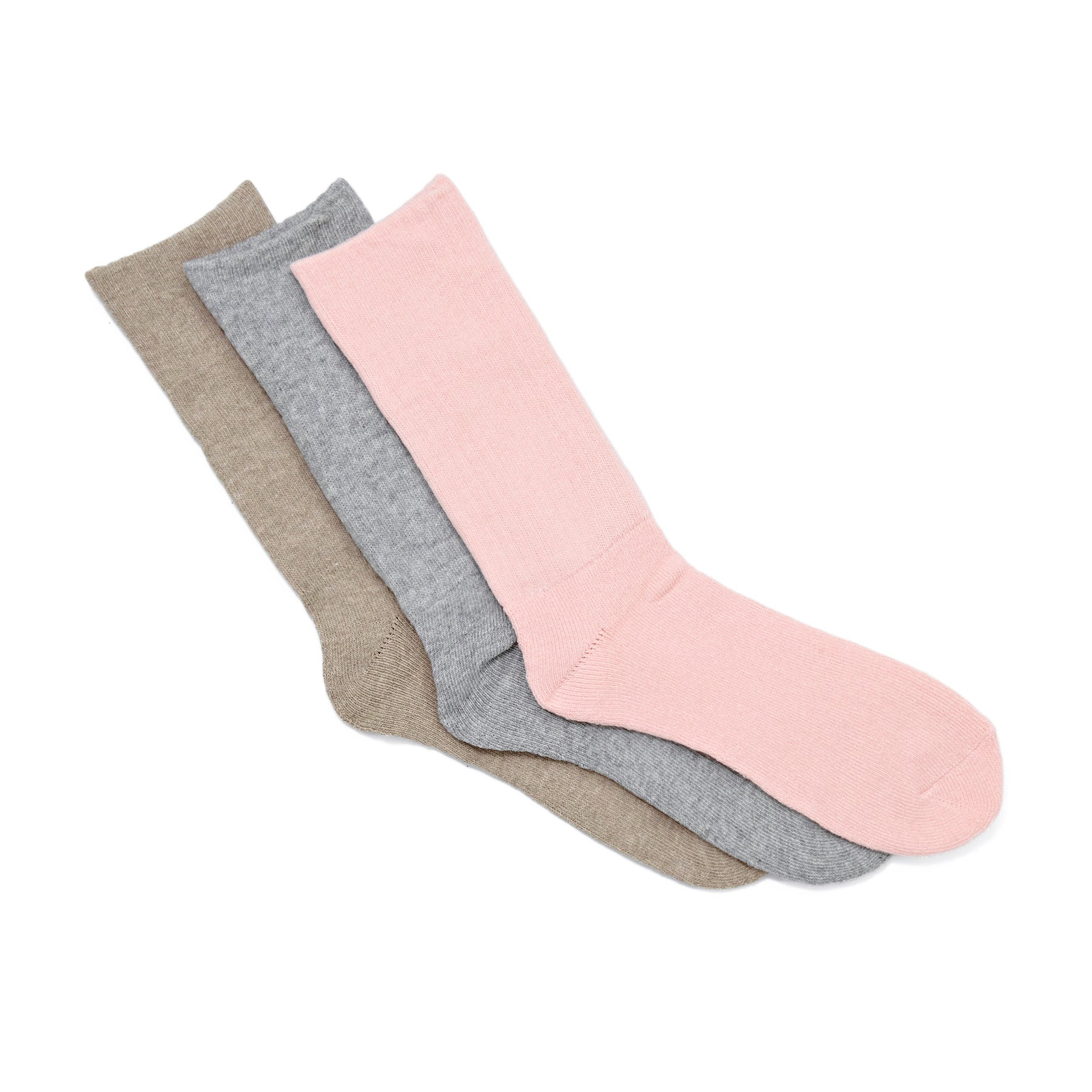 SWELL Marle Rib 3 Pack Womens Socks - Multi