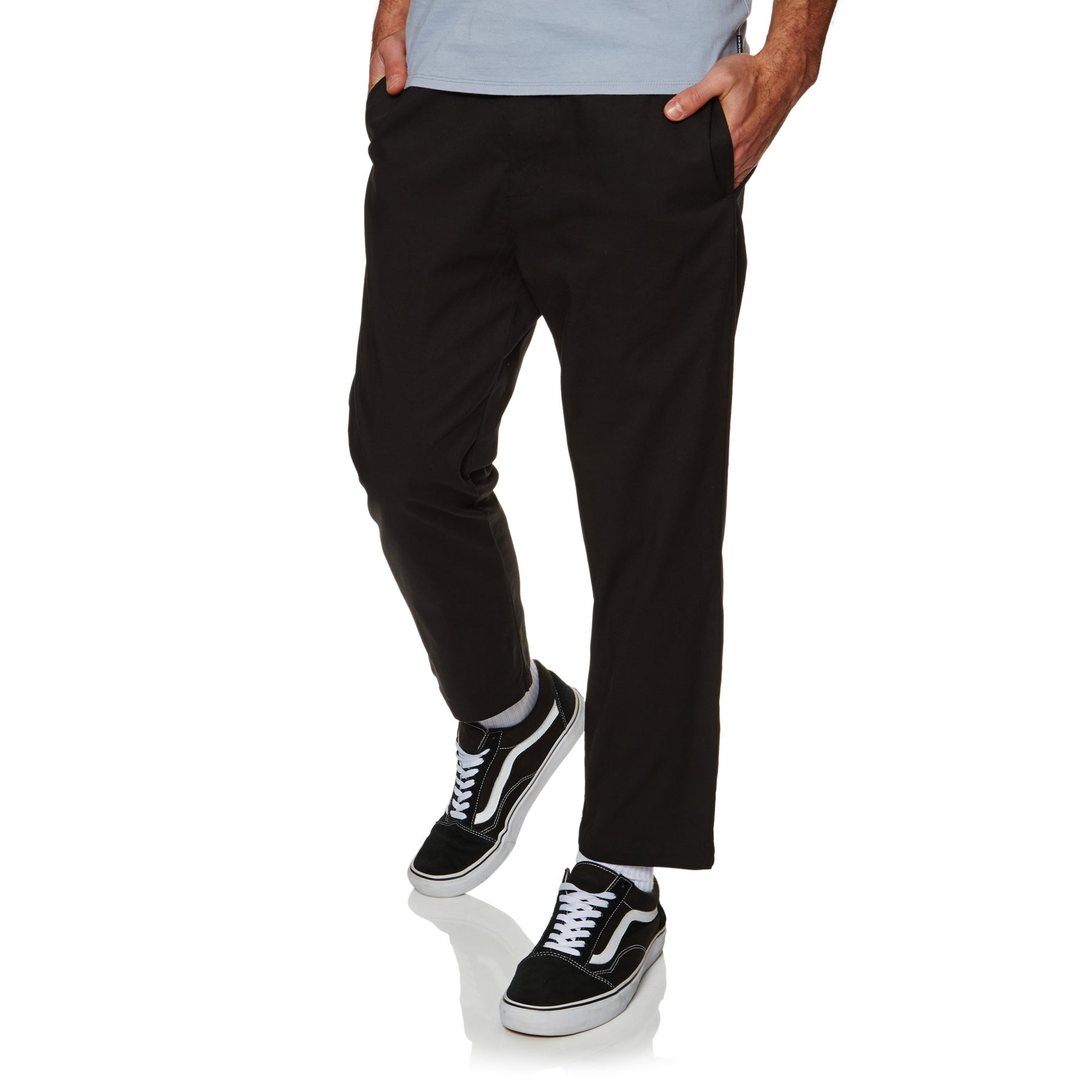 No News After Hours Chino Pant - Black