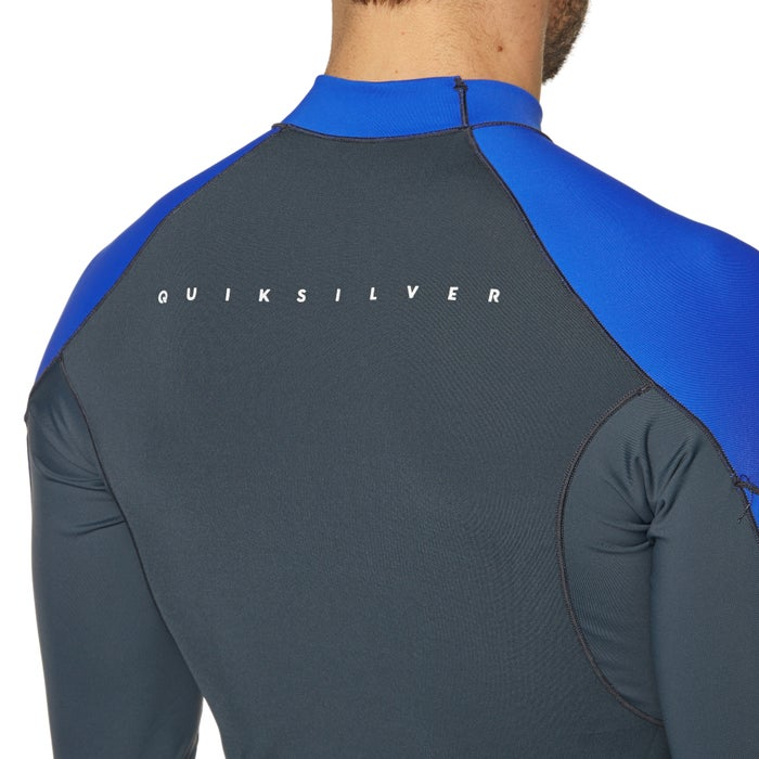 Quiksilver Syncro 1mm 2018 Long Sleeve Neoshirt Wetsuit