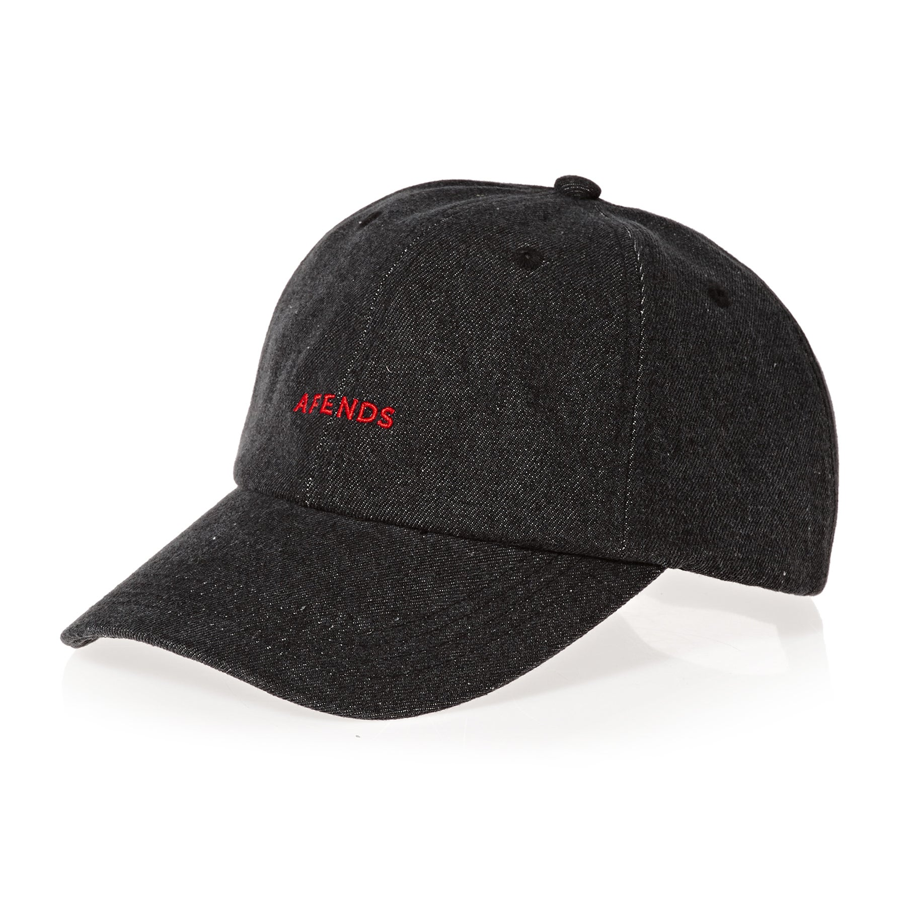 Gorro Afends Refuse - Faded Black