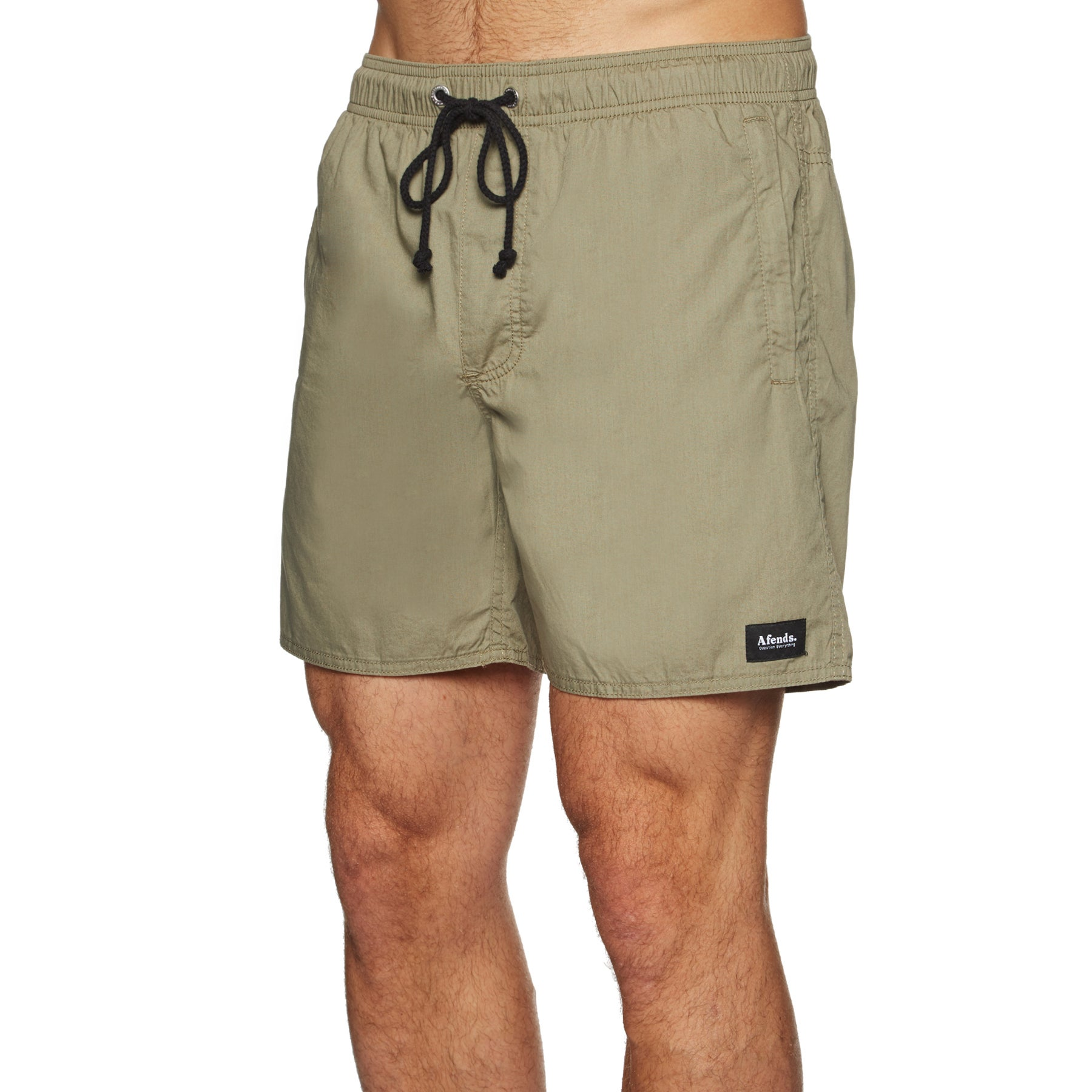 Afends Baywatch Boardshorts - Military