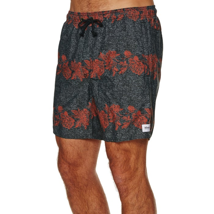 Afends Baywatch Rose Chain Boardshorts