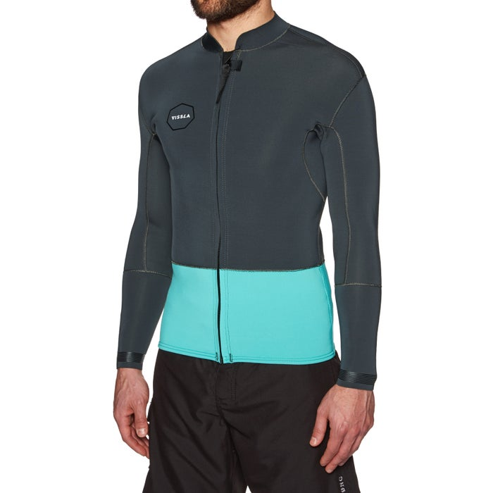 Vissla 2mm Front Zip Long Sleeve Wetsuit