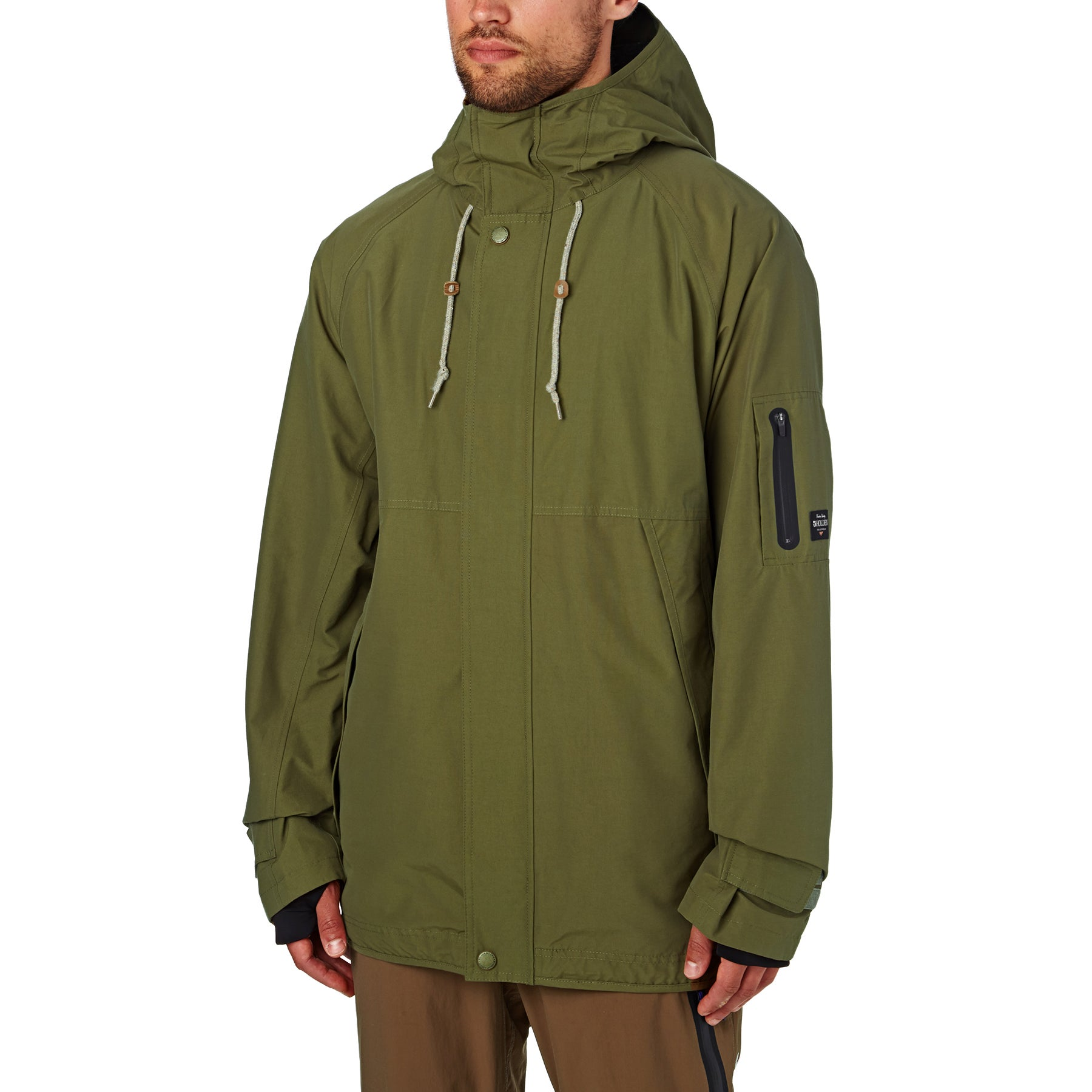 Holden Sparrow Snow Jacket - Olive