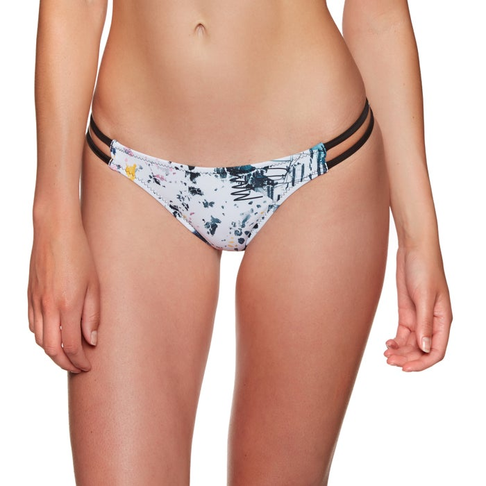 Volcom Collage Drop Hipster Womens Bikini Bottoms