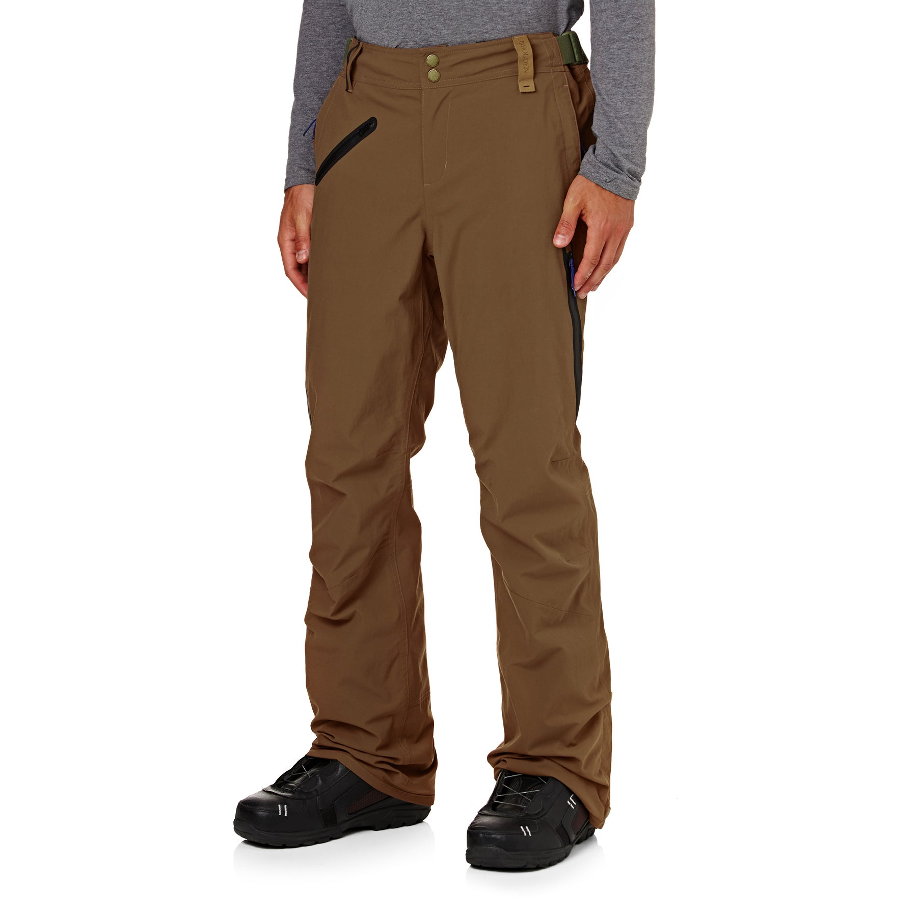Holden Division Snow Pant - Bison