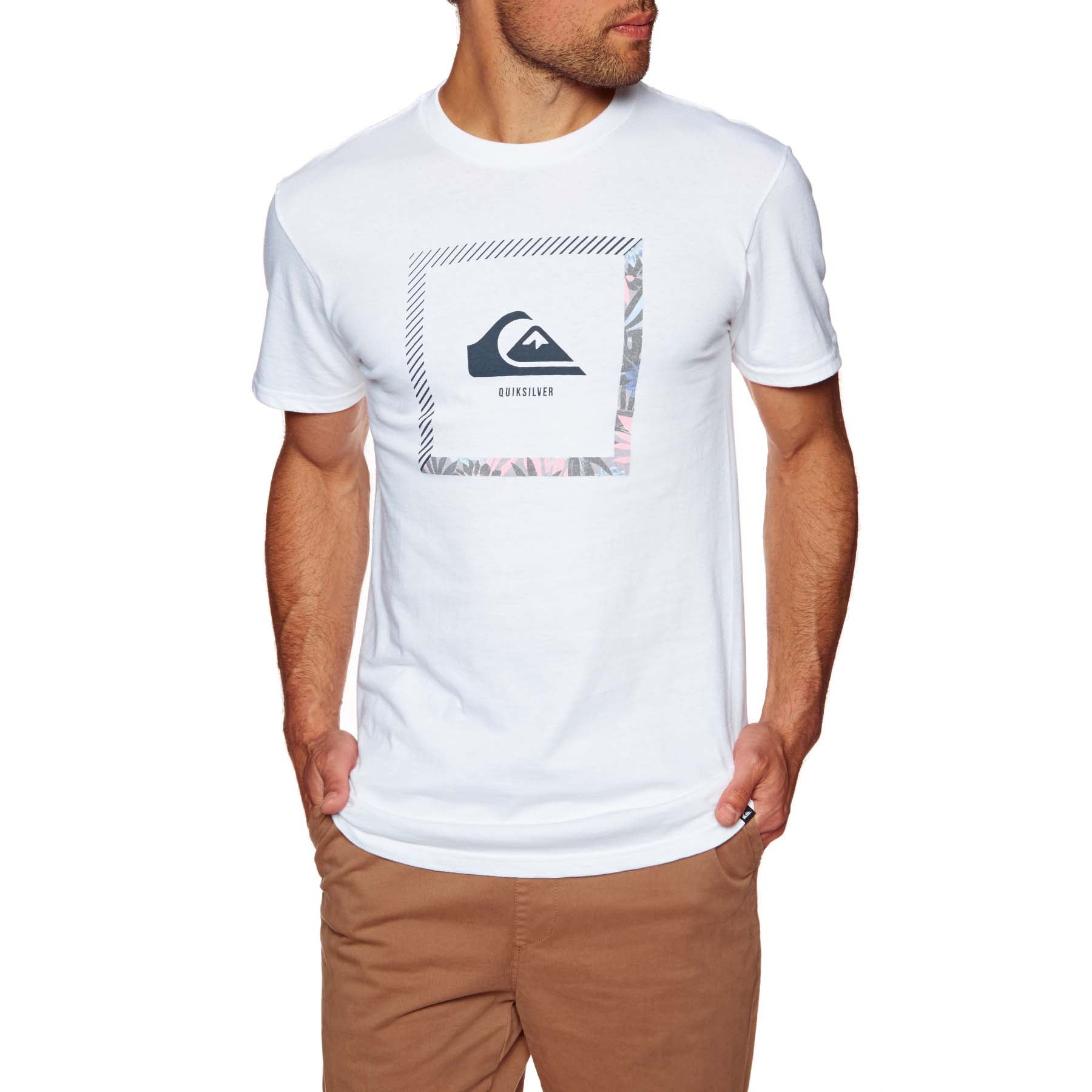 Quiksilver Beat The Heat Short Sleeve T-Shirt - Wbb0
