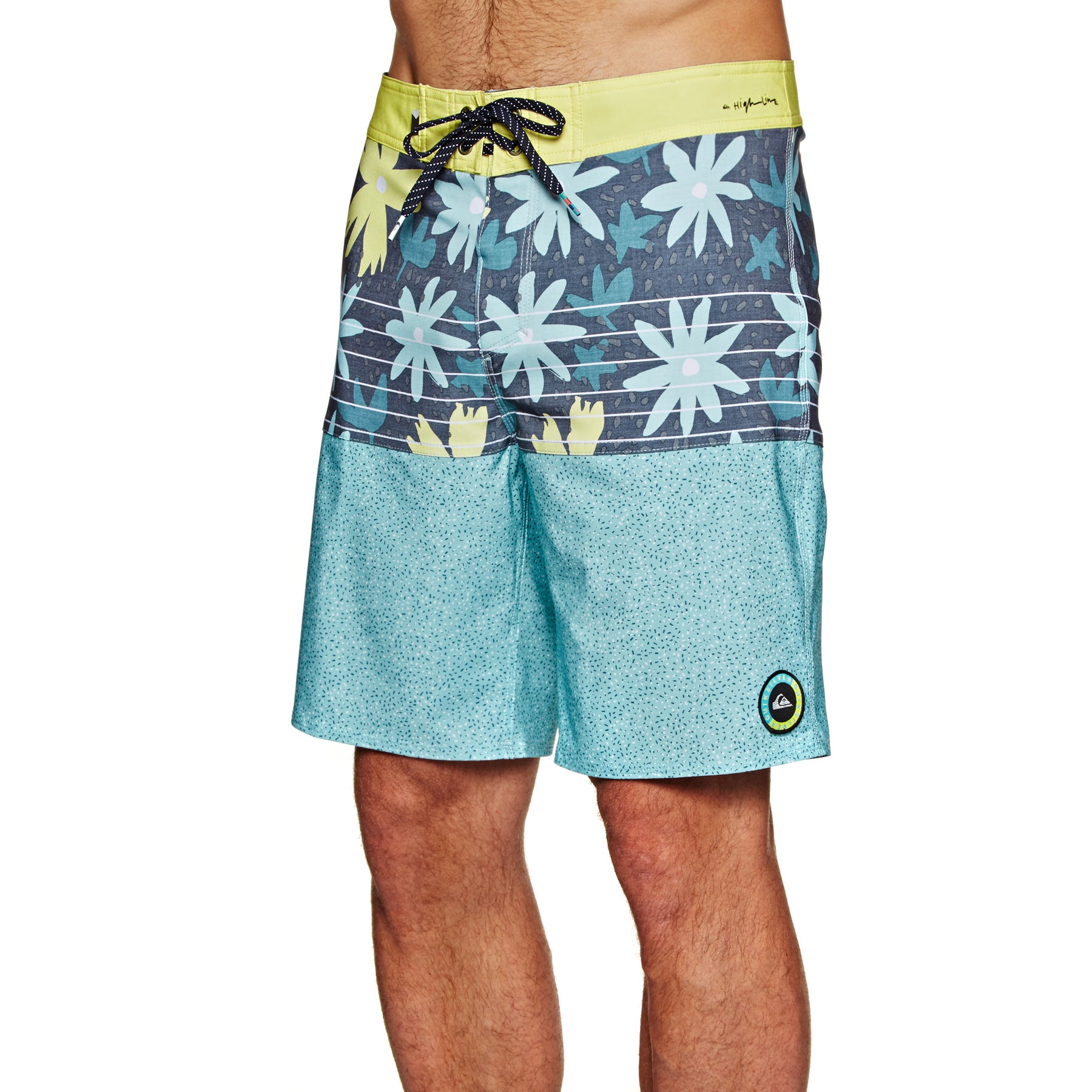 Quiksilver Highline Minikani Boardshorts - Aquatic