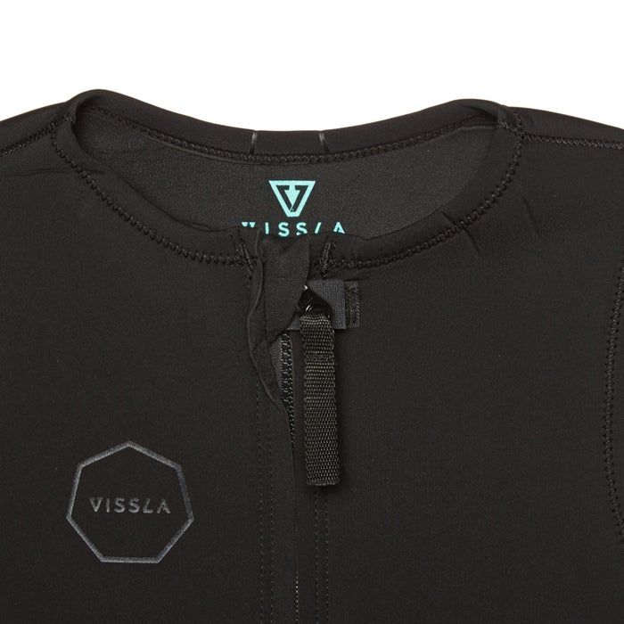 Vissla 2mm 2019 Front Zip Sleeveless Wetsuit Jacket