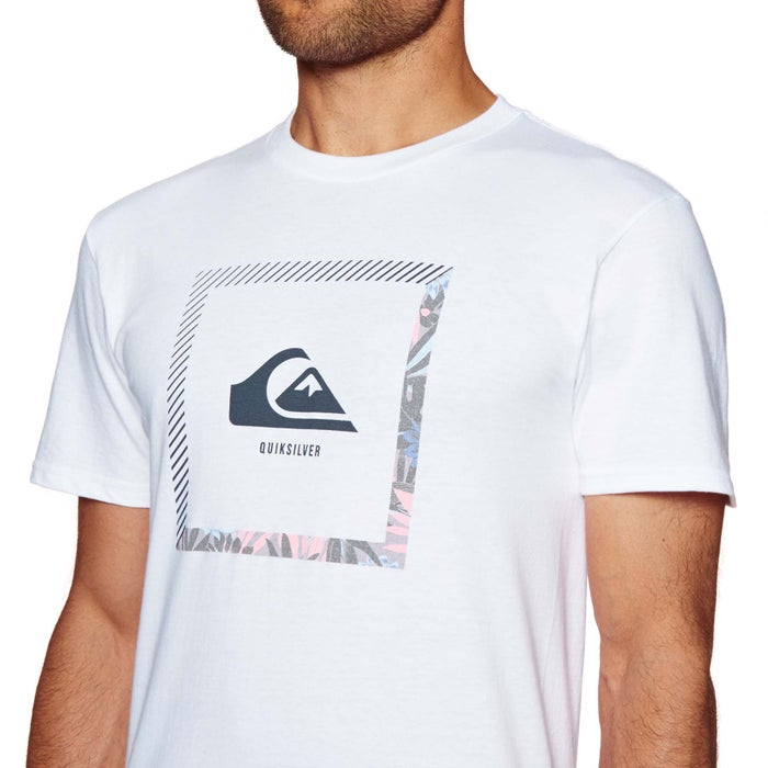Quiksilver Beat The Heat Short Sleeve T-Shirt