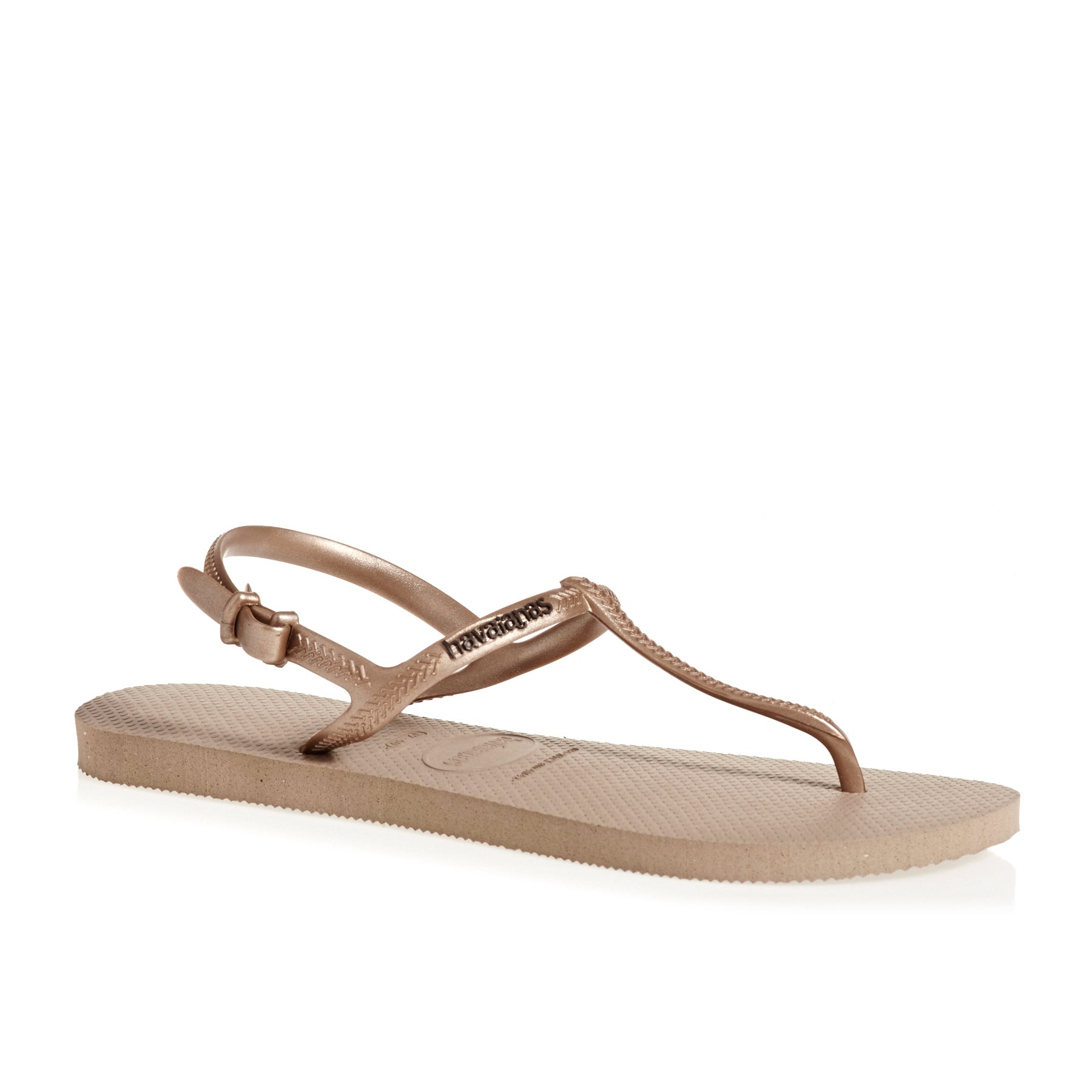 Havaianas Freedom Womens Sandals - Rose Gold