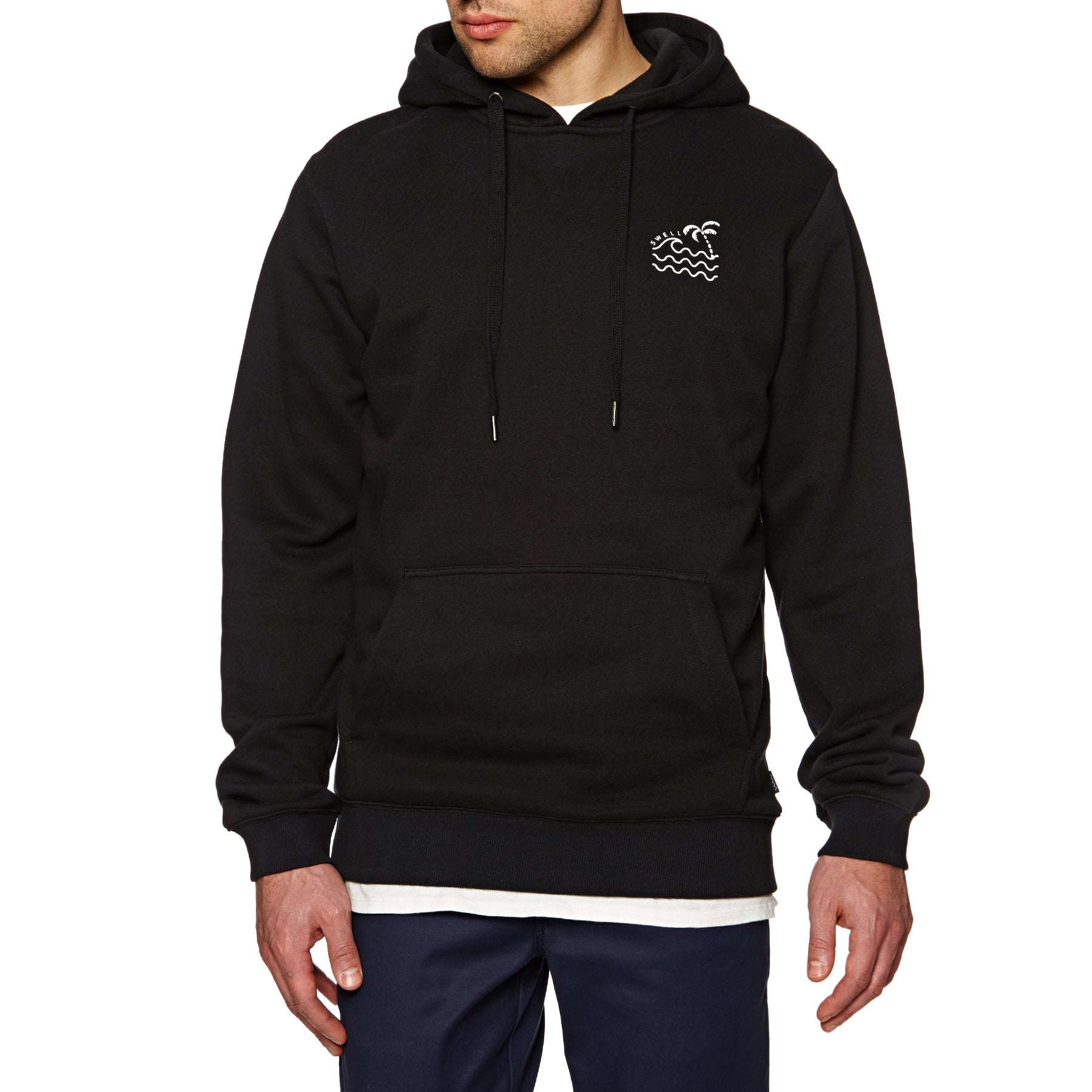 SWELL Islands Pullover Hoody - Black