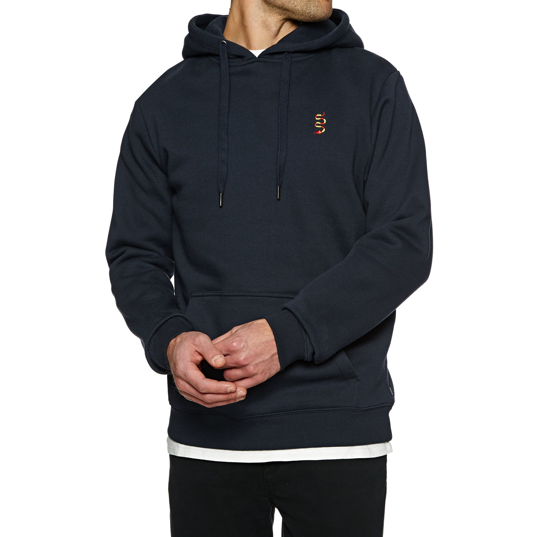 SWELL Serpent Pullover Hoody - Navy