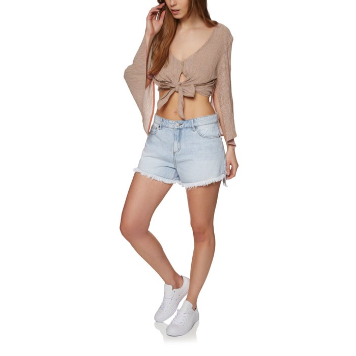 The Hidden Way Lea Boyfriend Womens Shorts