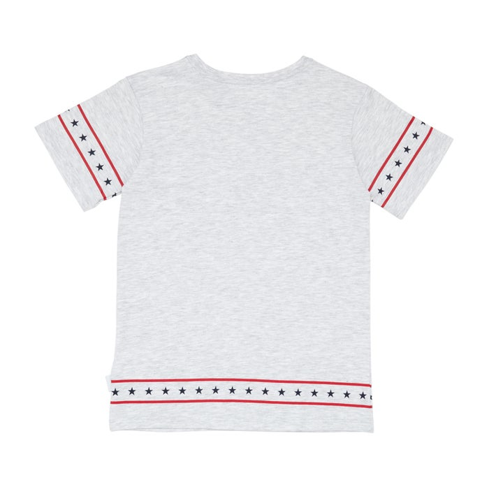 Camiseta de manga corta Girls Converse Star Trim