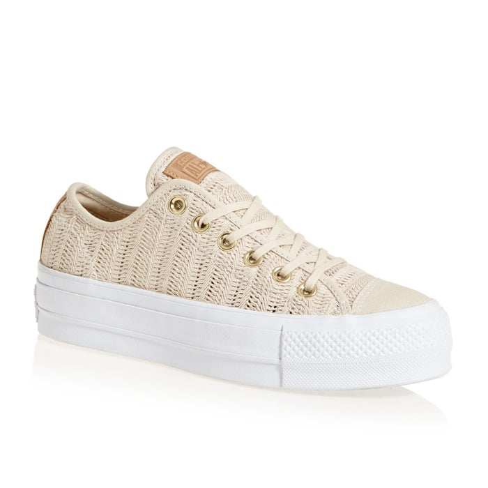 58f43c2a849147 Converse Chuck Taylor All Star Lift Ox Womens Shoes