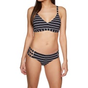 Seafolly Inka Stripe D Cup Bralette ビキニトップス