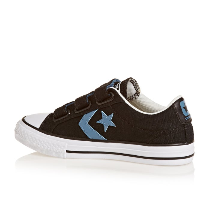 Converse Star Player 3v Ox Junior Boys Shoes