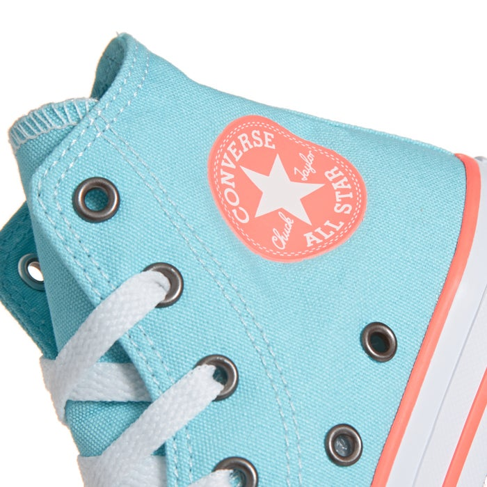 Chaussures Converse Chuck Taylor All Star Hi Junior