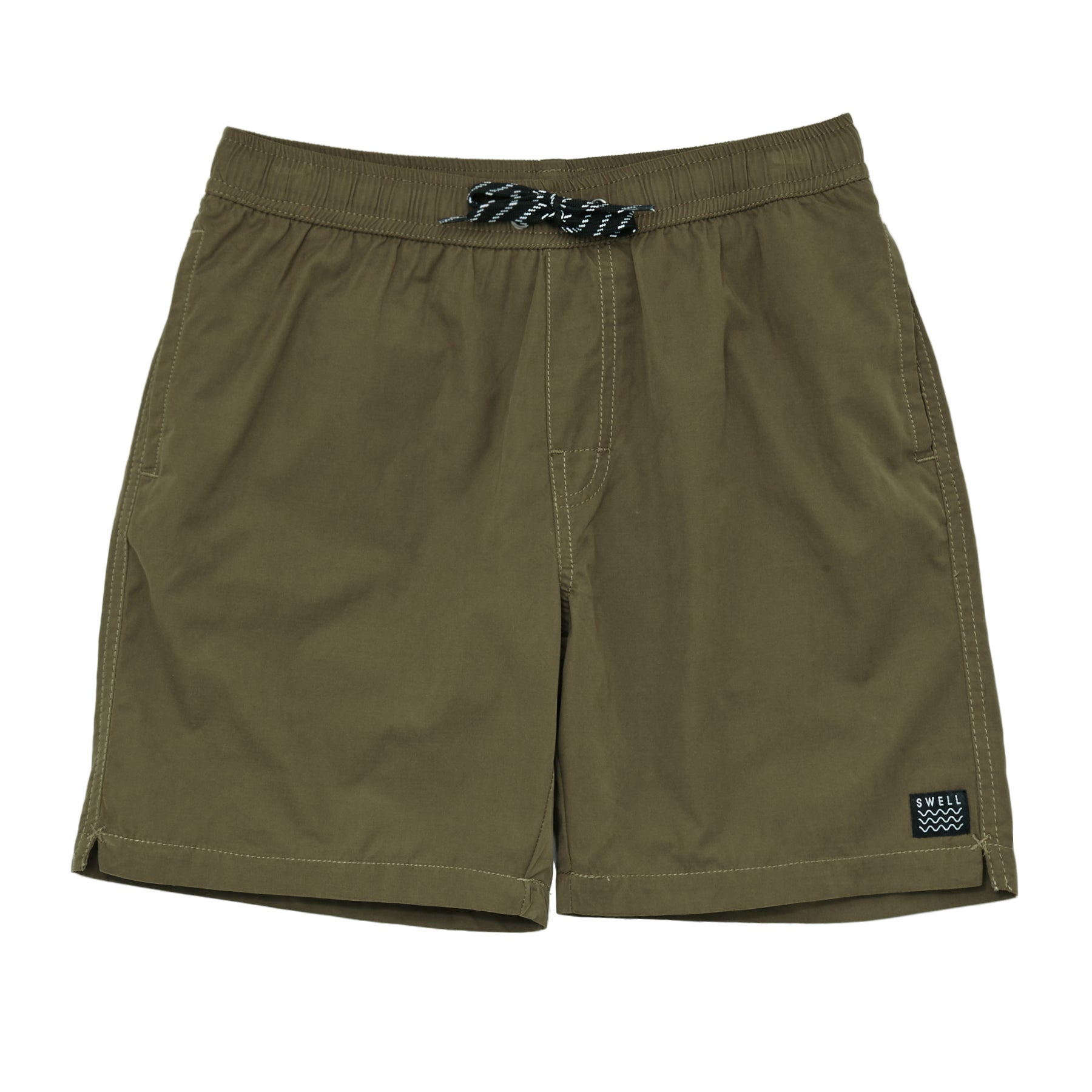 Boardshort SWELL Ryder - Washed Military