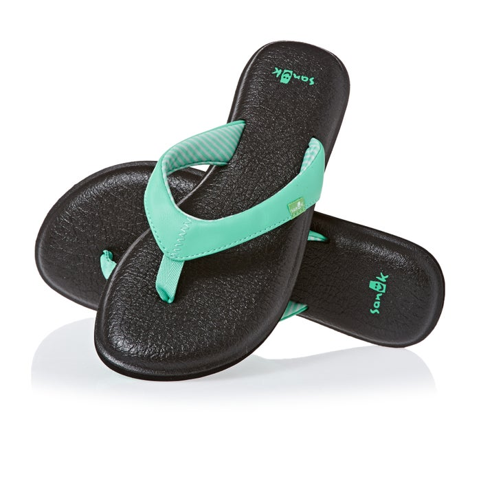 a3d95b0d3932 Sanuk Yoga Chakra Womens Sandals available from Surfdome
