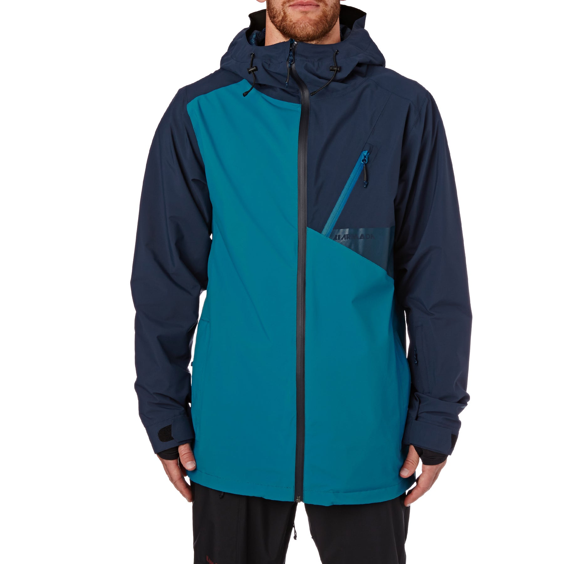 Armada Chapter GoreTex Snow Jacket - Blue