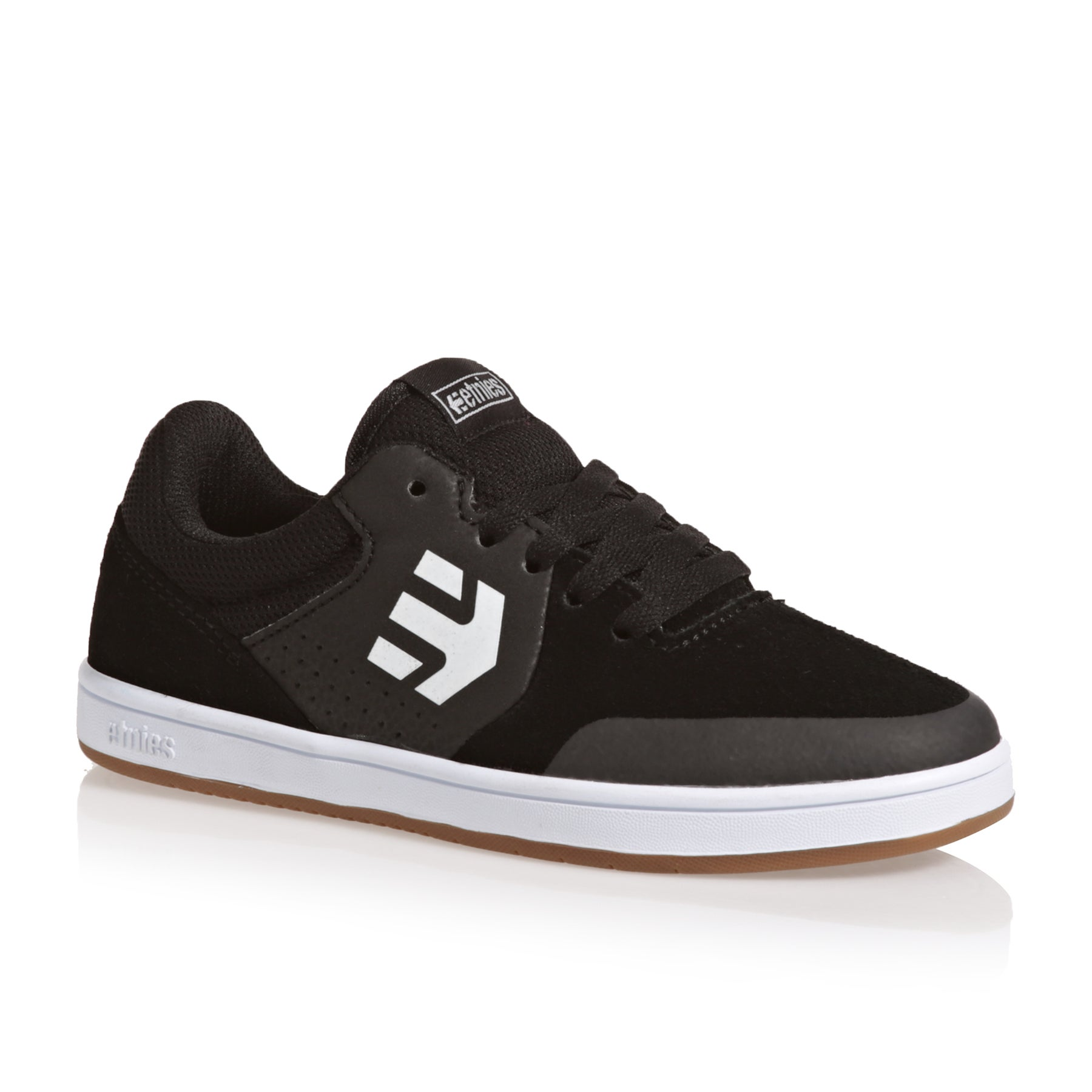 Etnies Marana Kids Shoes - Black Gum White