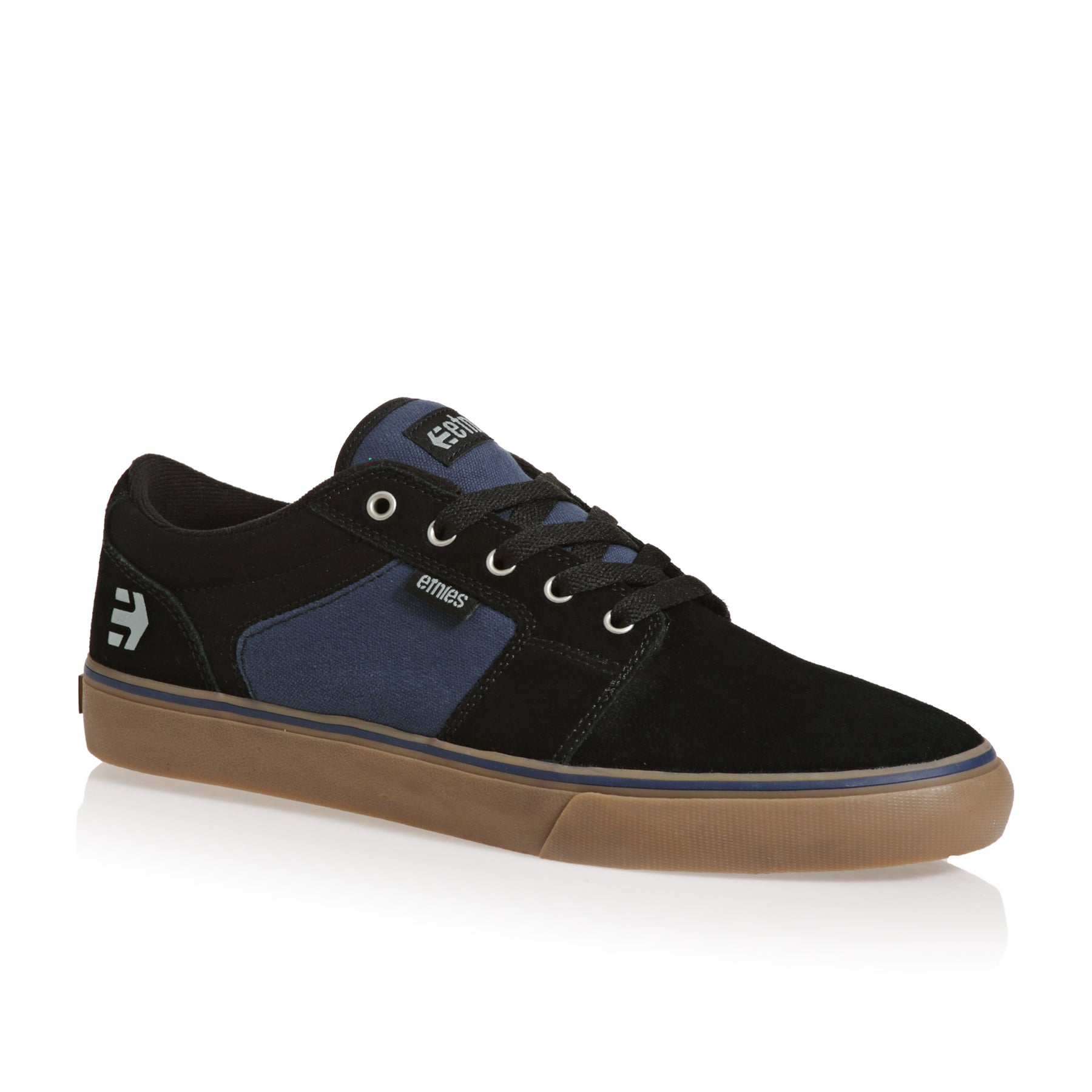 Sapatos Etnies Barge LS - Black Navy