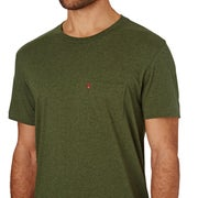 Levis SetIn Sunset Pocket Short Sleeve T-Shirt