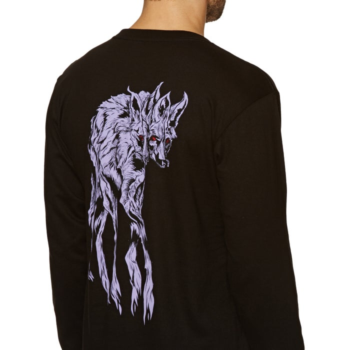 Welcome Maned Woof Long Sleeve T-Shirt