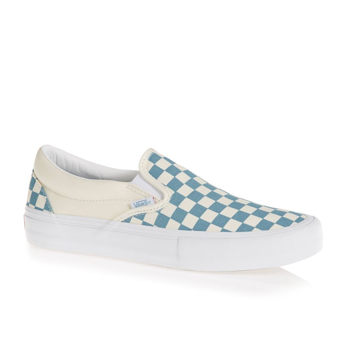 fefd7cb187 Vans Mn Slipon Pro checkerboard Shoes available from Surfdome