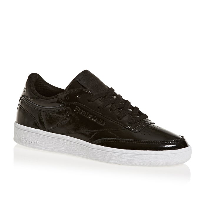 5c5d858d132 Reebok Club C 85 Patent Womens Shoes available from Surfdome