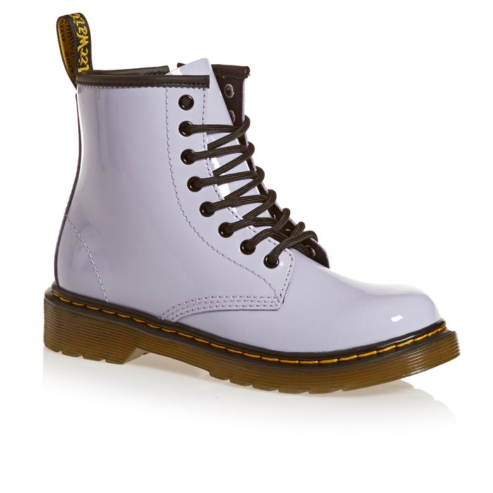 7c048516cc871 Dr Martens Delaney Girls Boots available from Surfdome