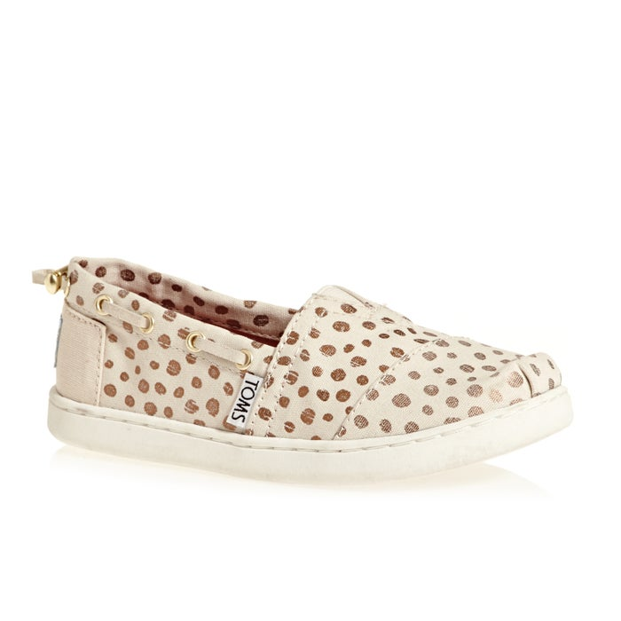 f0c8e414bca Toms Bimini Girls Slip On Shoes available from Surfdome