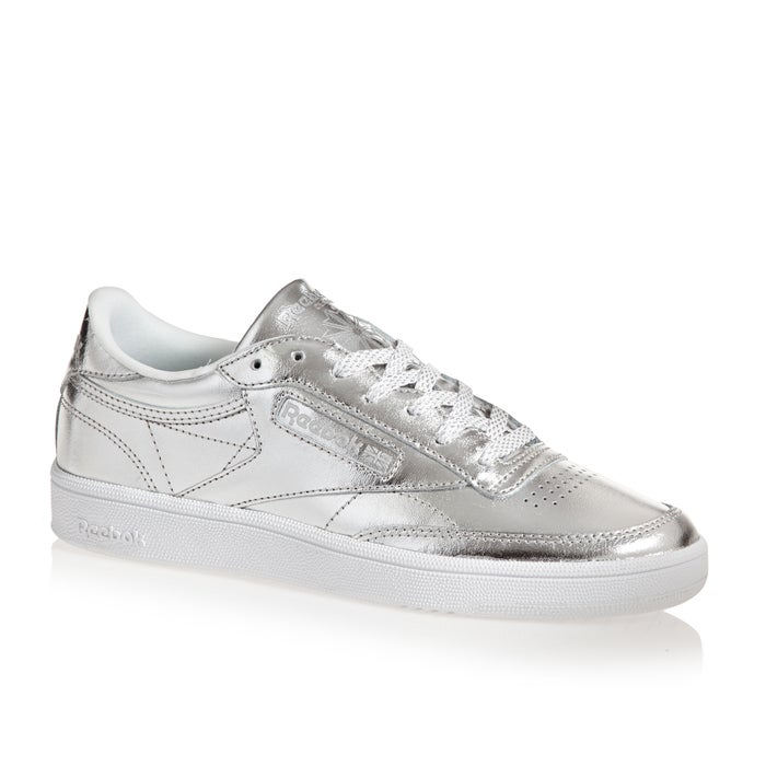 9064cfc4c Reebok Club C 85 S Shine Womens Shoes available from Surfdome