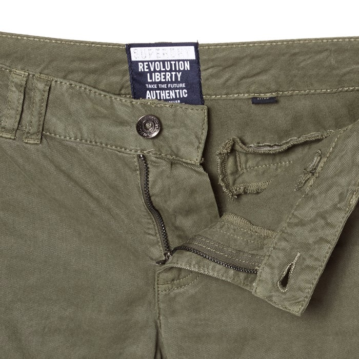 4ecb07fac77 Superdry Tencel Rookie Cargo Womens Walk Shorts available from Surfdome