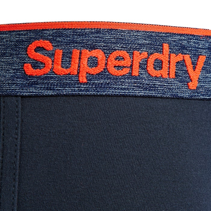 Superdry Orange Label Triple Pack Boxer-Shorts