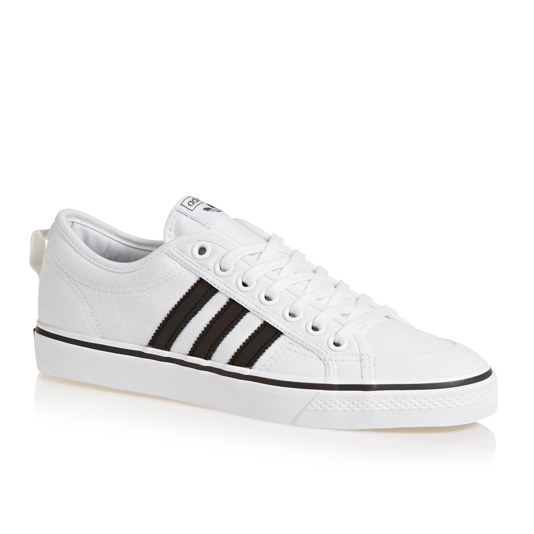 f9158ffeb1 Adidas Originals Nizza Shoes available from Surfdome