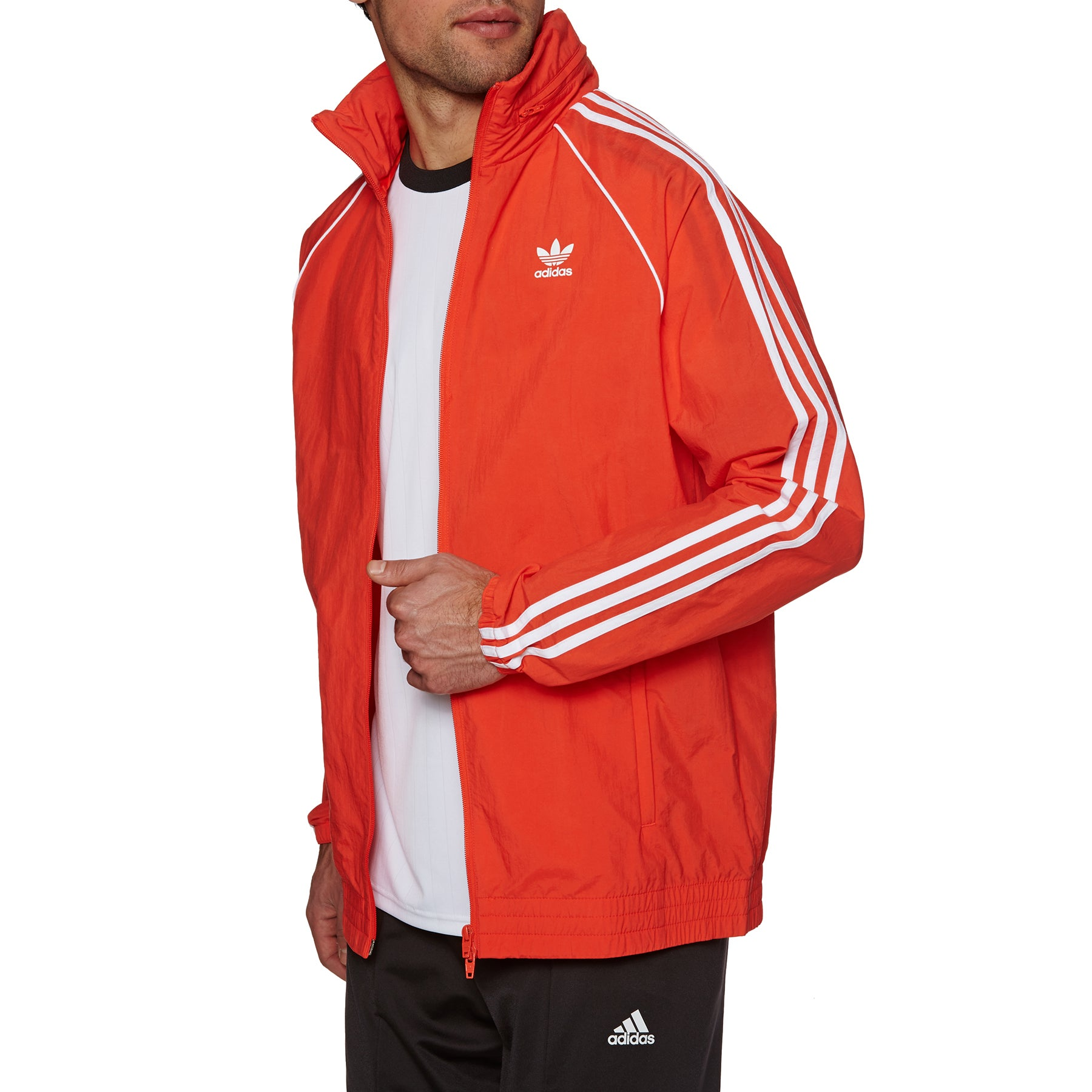 Adidas Originals SST Windproof Jacket - Red