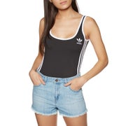 Adidas Originals 3 Stripes Body Womens Tank Vest